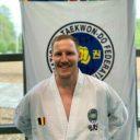 Nicolas - instructeur à l'école de taekwon-do